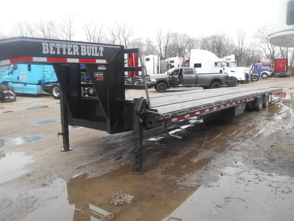 2019 Better Built Trailer Gooseneck